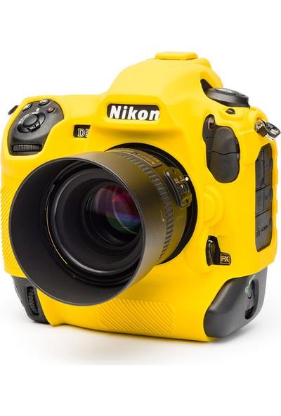 Nikon D5 Sarı EasyCover (Silikon Kılıf)