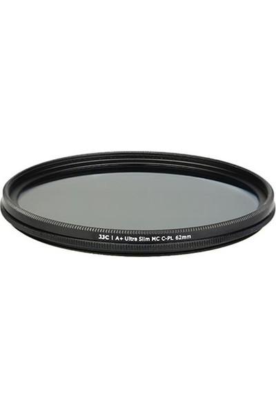 JJC 62mm CPL (Circular Polarize) A+ Ultra Slim Multi-Coated Filtre