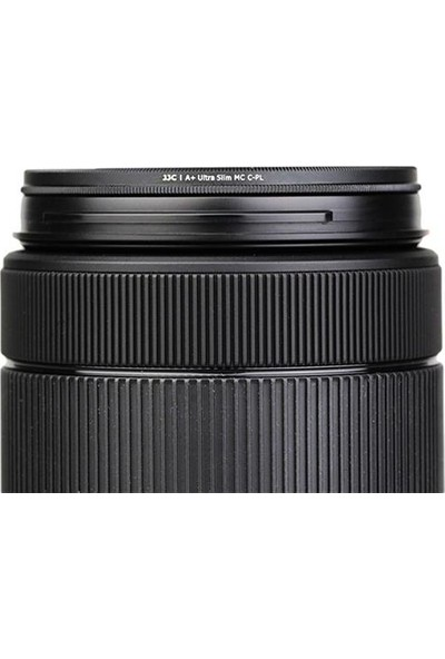 JJC 58mm CPL (Circular Polarize) A+ Ultra Slim Multi-Coated Filtre