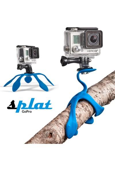 Splat Flexible Tripod GOP (Aksiyon Kamera için) Blue