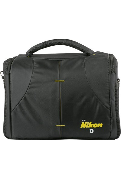 Emolux 67mm UV Filtre + Temizlik Kiti + Nikon Çanta