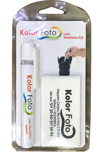 Emolux 72mm UV + Emolux 72m DLP Circular Polarize Filtre + Temizlik Kiti