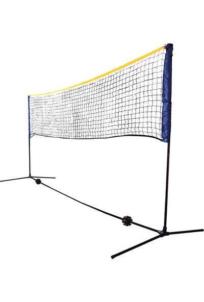Talbot Schildkröt 3 Metre Portatif Badminton Seti