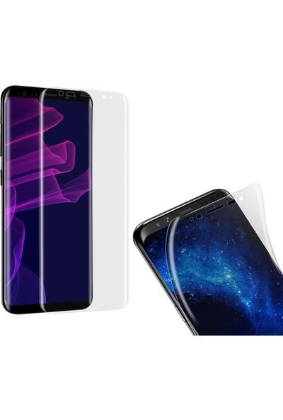 Microcase Samsung Galaxy S8 Full Ekran 3D Koruma Pet Film