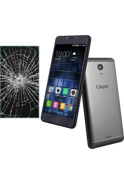 Microcase Casper Via E2 Tempered Glass Cam Ekran Koruma
