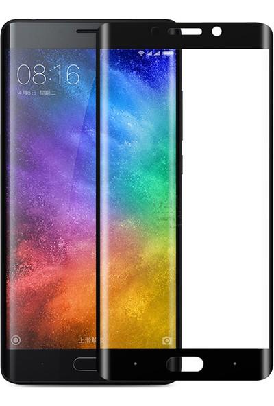 Microcase Xiaomi Mi Note 2 3D Curved Full Ekran Tempered Glass