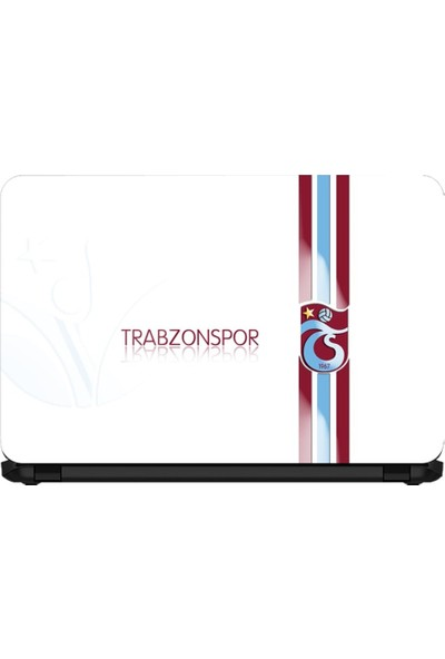 Ejoya 15.6 Inc Notebook Sticker Trabzonspor Arması