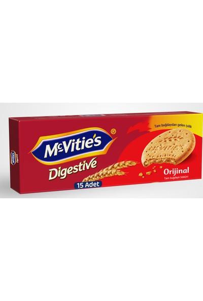 Mcvities Digestive Original 120Gr 15 Adet