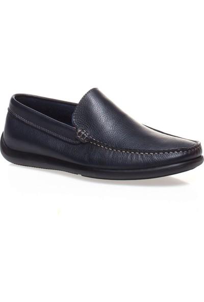 Frau 14N4 Brio Erkek Ayakkabı Mavi