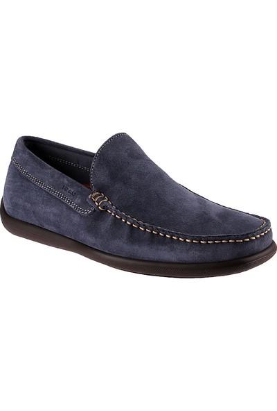 Frau Tabacco 14 A4 Castoro Erkek Ayakkabı Mavi