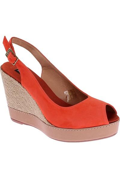 Frau Camoscio 79C1 Kadın Ayakkabı Pesca