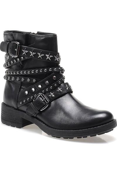 Pretty Nana Sara Vitello 632029 Kadın Ayakkabı Siyah