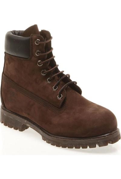 """Timberland Kahverengi Erkek Botu 10001 6"""" Premium Boot"""