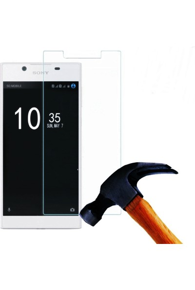 Kılıfshop Sony Xperia L1 Nano Cam Ekran Koruyucu