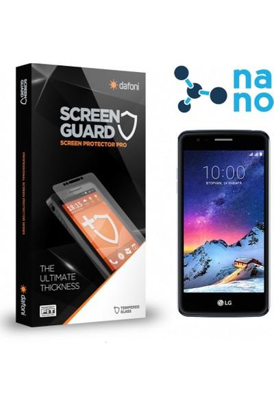 Dafoni LG K8 2017 Nano Glass Premium Cam Ekran Koruyucu