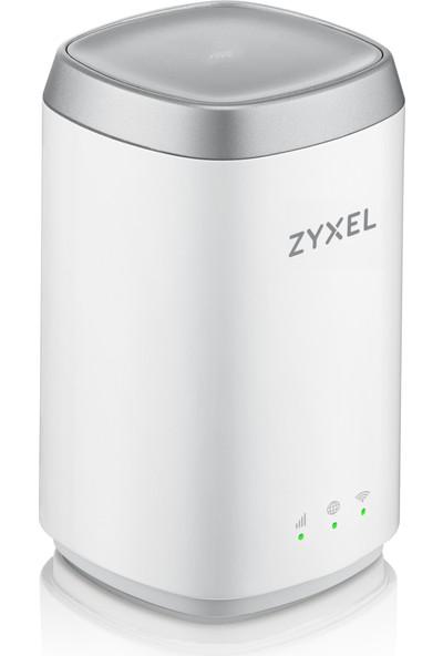 Zyxel LTE4506 Homespot AC1200 2.4GHz&5GHz Kablosuz Dual Band 1xGigabit Port Dahili SIM Kart Girişli 4G/LTE AC Router