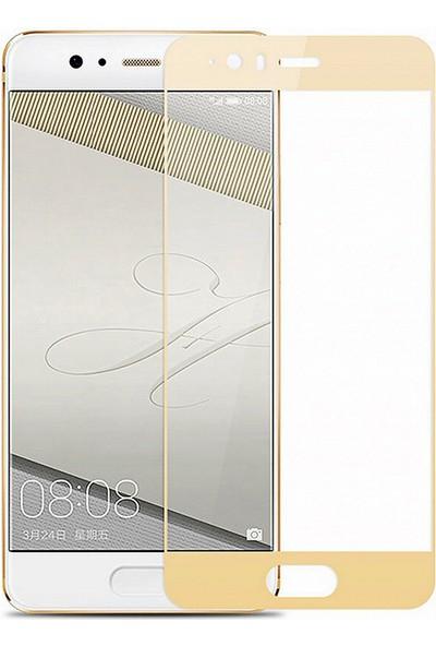Microsonic Huawei P10 Plus 3D Kavisli Temperli Cam Ekran koruyucu Film