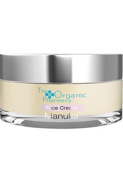 The Organic Pharmacy Manuka Face Cream Karma ve Yağlı Cilt İçin Nemlendirici Krem 50ml