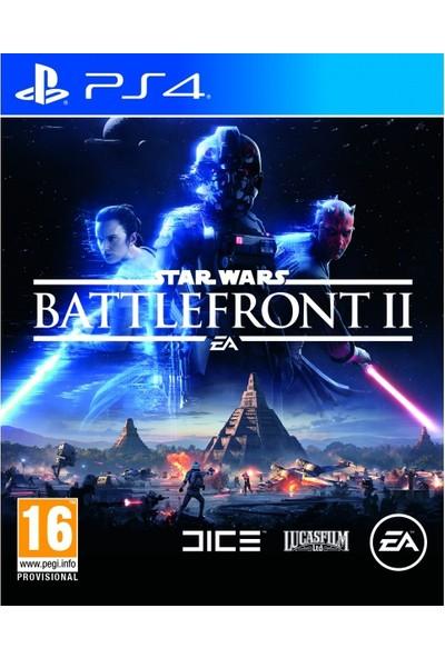 Star Wars Battlefront II PS4 Oyun