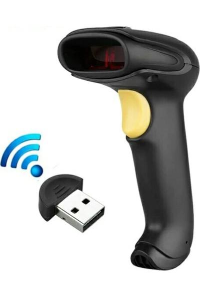 Ptbarkod Excelvan Bluetooth Kablosuz Barkod Okuyucu