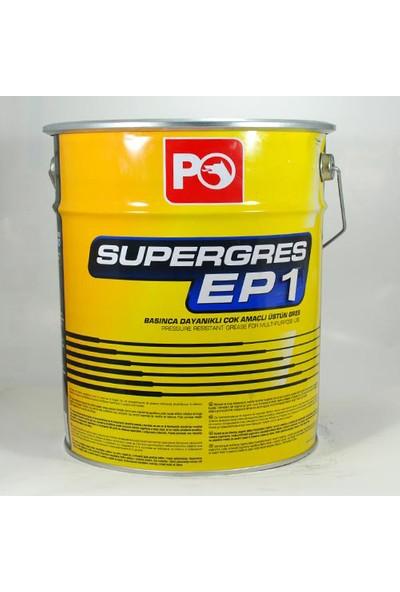 Po Super Gres EP 1 - 16 KG