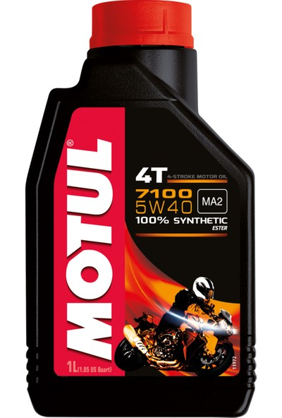 Motul 7100 5W-40 4T - 1 Litre