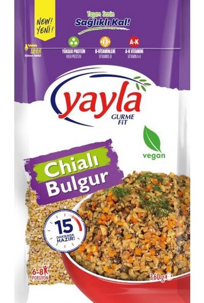 Yayla Gurme Fit ChialıBulgur 360 gr