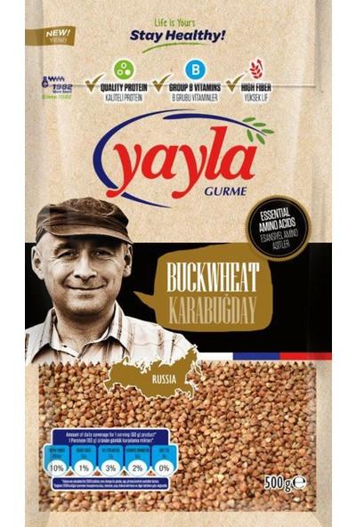 Yayla Gurme Greçka(Karabuğday) 500 gr
