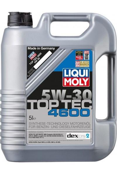 Liqui Moly Top Tec 4600 5W-30- 5 L (Üretim yılı:2019) 2316