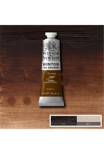 Winsor Newton Winton 37 Ml Yağlı Boya No 3 Burnt Umber