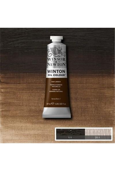 Winsor Newton Winton 37 Ml Yağlı Boya No 35 Raw Umber