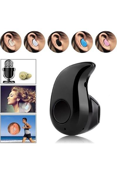 Rugad Yeni Nesil Damla Tasimli Kulak Ici Bluetooth Kulaklik - Siyah