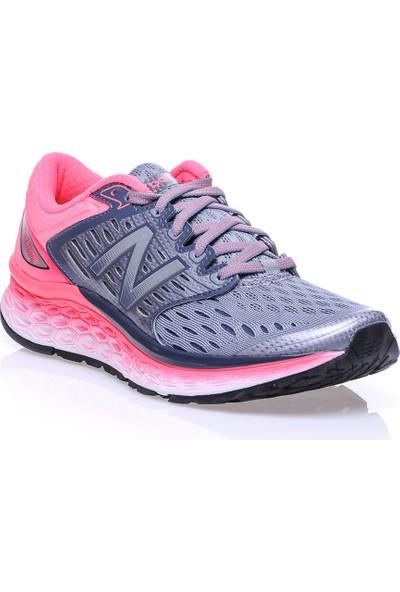 New Balance W1080 Gümüş Kadın Koşu Ayakkabısı