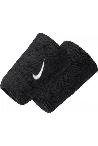 Nike N.Nn.05.010.Os Swoosh Doublewıde Wrıstbands Havlu Bileklik