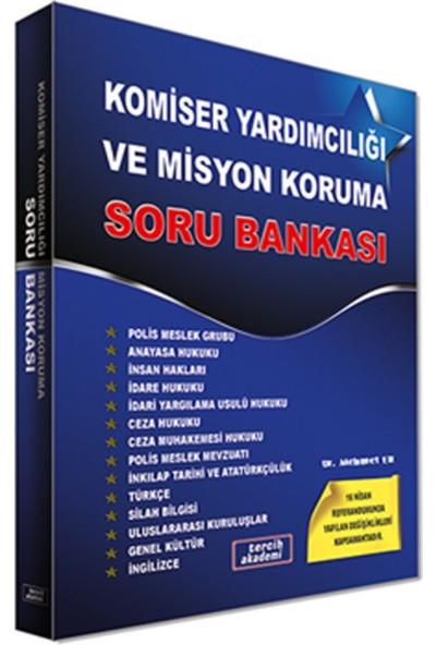 Tercih Akademi Komiser Yardımcılığı Ve Misyon Koruma Soru Bankası - Mehmet Er