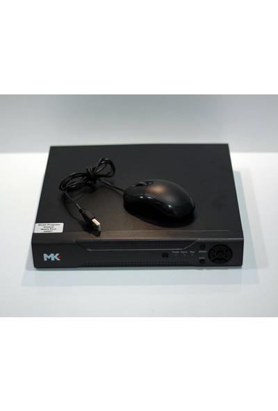 Mk 16 Kanal Hybrid Dvr Kayıt Cihazı