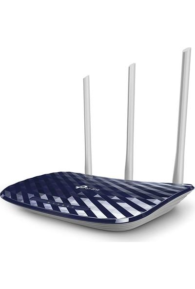TP-Link Archer C20 AC 750 Mbps Kablosuz Dual Band Menzil Genişletici / Access Point ve Router