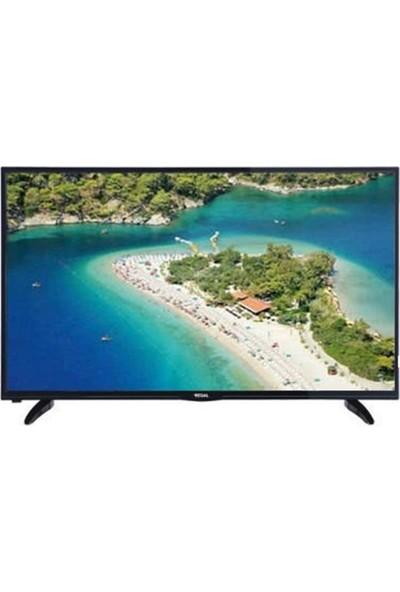 """Regal 40R6020F 40"""" 102 Ekran Uydu Alıcılı Full HD Smart LED TV"""