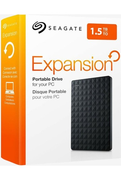 Seagate Expansion 1.5TB 2.5 USB 3.0 STEA1500400