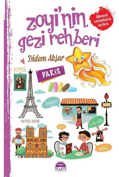 Zoyi'nin Gezi Rehberi : Paris