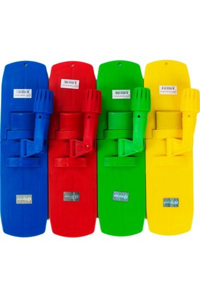 İntermop Plastik Mop Tutucu Mavi 40cm