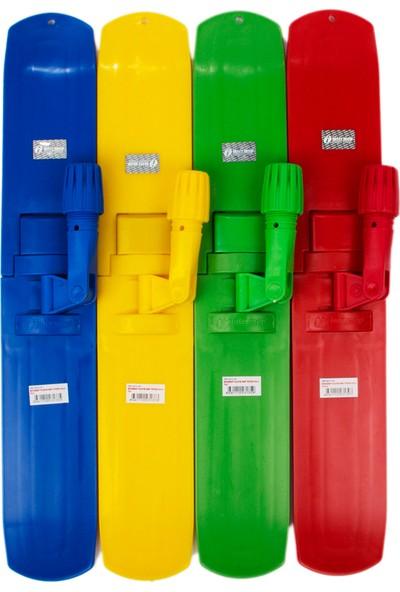 İntermop Plastik Mop Tutucu Mavi 60cm