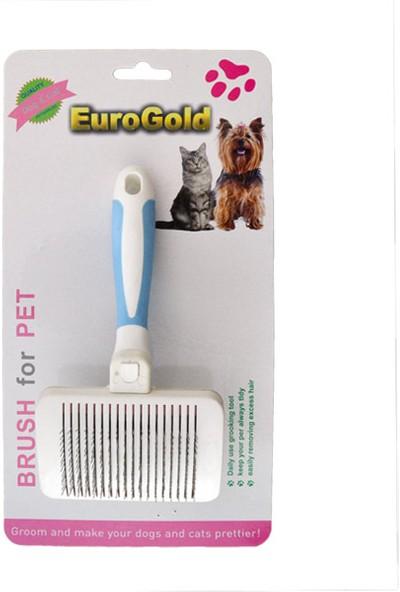 Eurogold Kendini Temizleyen Fırça Medium