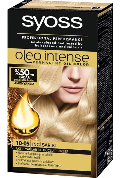 Syoss Oleo Intense Color 10-05 İnci Sarısı