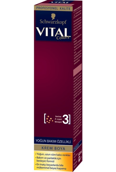 Vital Colors Kumral 7-00
