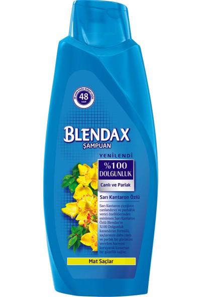 Blendax Sarı Kantaron Özlü Şampuan 550 Ml