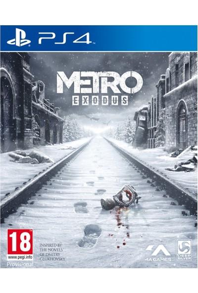 Metro Exodus PS4 Oyun