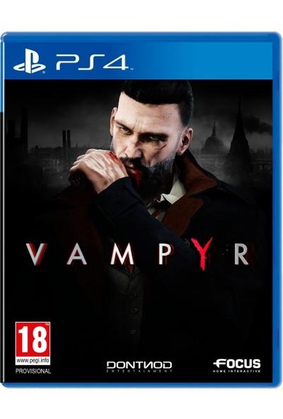 Vampyr PS4 Oyun