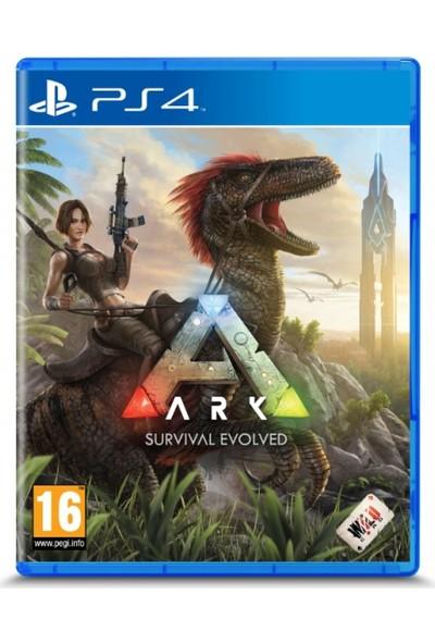 Ark Survival Evolved PS4 Oyun