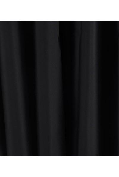 Premier Home Blackout Karartma Fon Perde Siyah 170X270